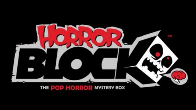 """L'Horror Block, la box pour les amateurs de """"truc qui fait peur"""" :p"""